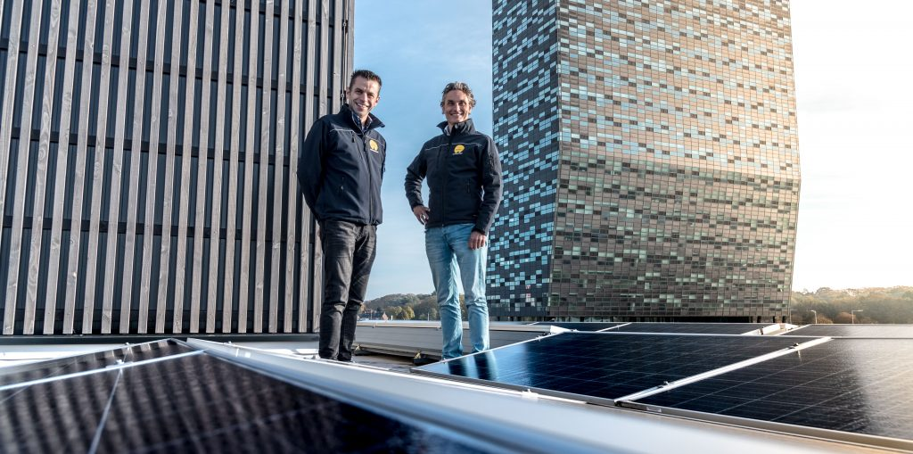 HOB 100 % Zonnig - Marcel Budding - David van Duijnhoven