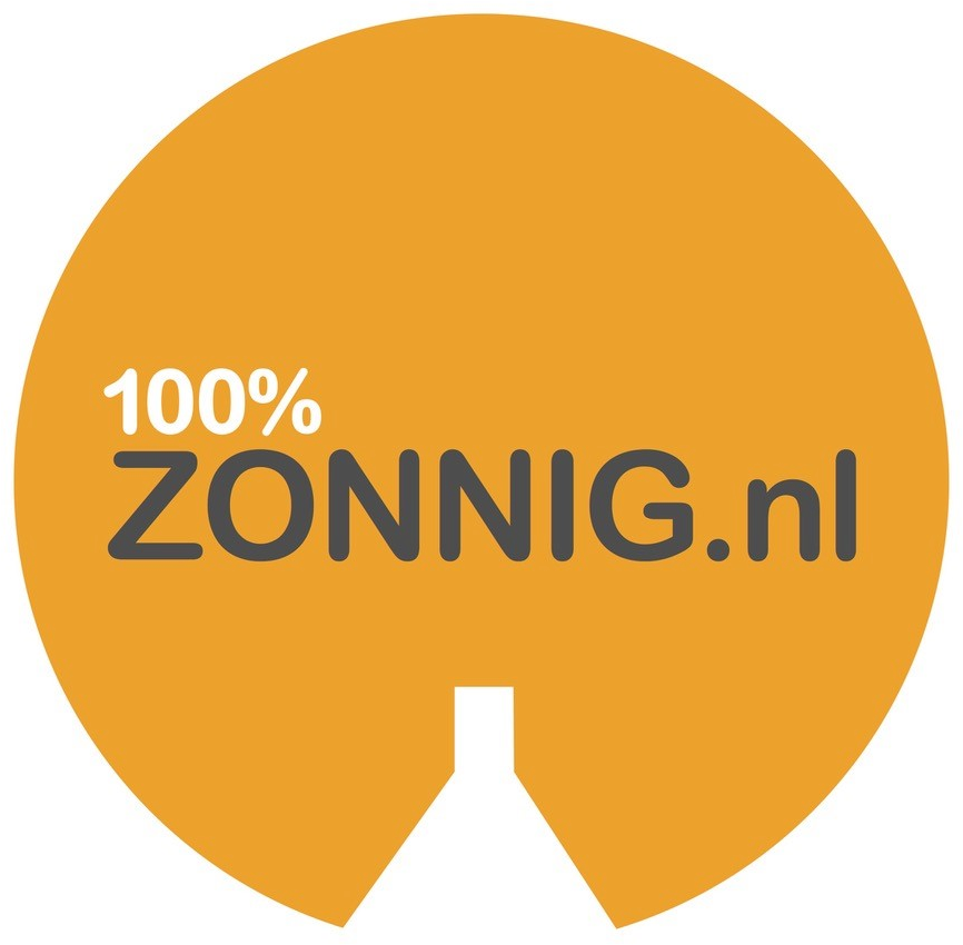 100% Zonnig Logo